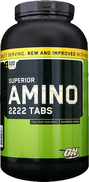 Superior Amino 2222 ; 320 Tablets supplements sale in ...