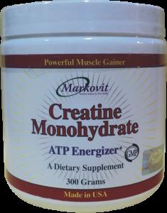Creatine Monohydrate 300g (Markovit)