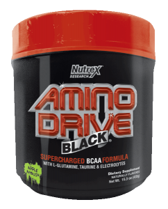Amino Drive Black By Nutrex 30 serving