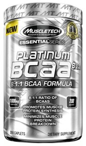 BCAA muscle tech 200 caplet