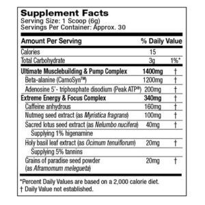 shatter_facts_1 supplement facts