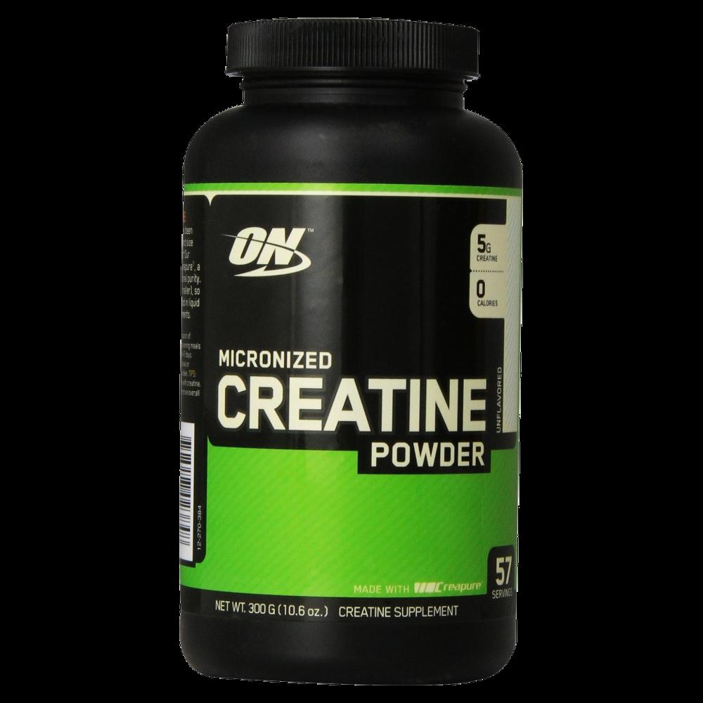 Micronized Creatine Powder 300g Optimum Nutrition