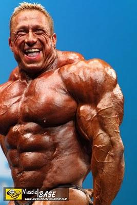 Markus Ruhl At New York Pro Contest 03 -www Musclebase Blogspot com